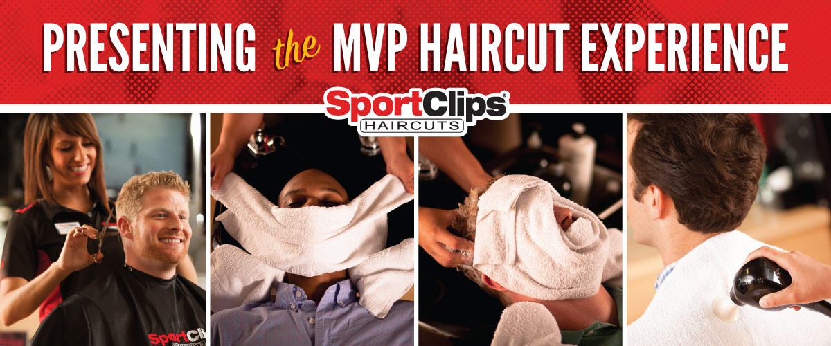 The Sport Clips Haircuts of Glenview  MVP Haircut Experience